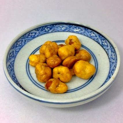 ゆず胡椒豆